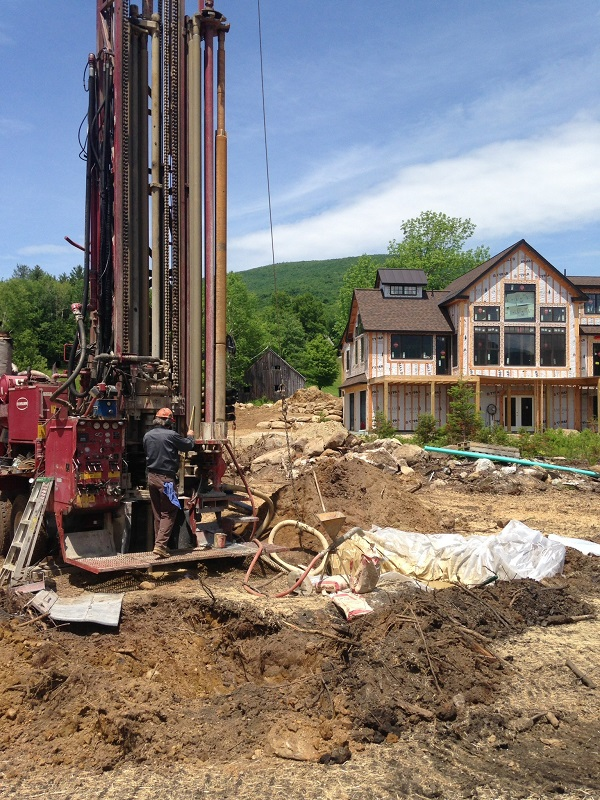 Wastewater septic systems enman engineers rutland vt for Residential sewer systems