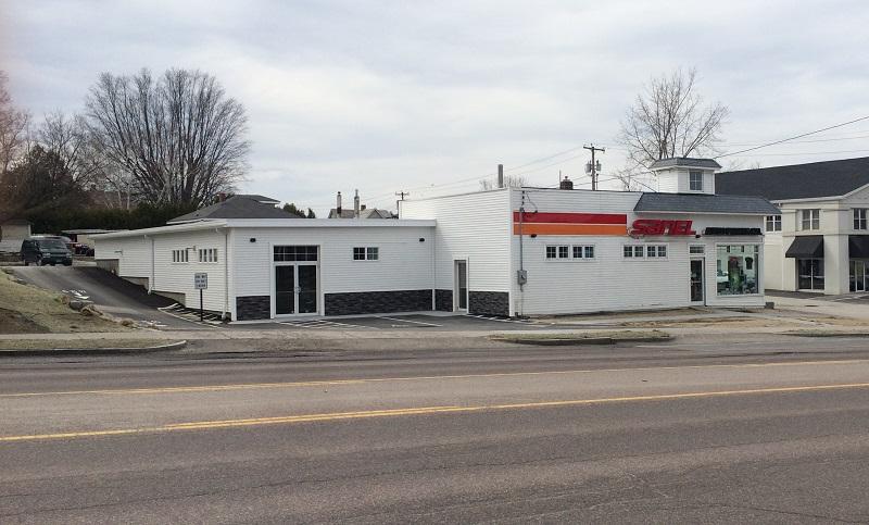 Sanel Auto Parts. Warehouse Expansion